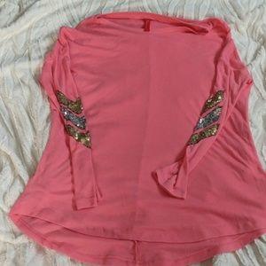 Fashionomics Tunic Style Shirt